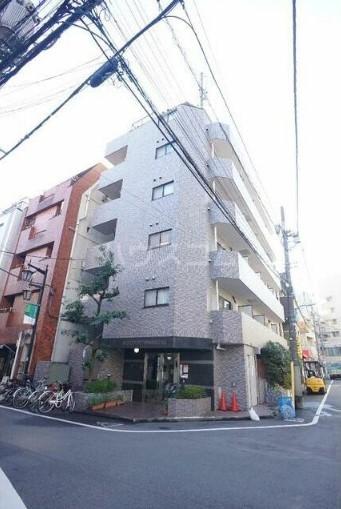 スカイコート新宿第10外観写真