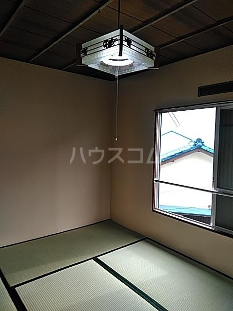 ふじなみ荘 201号室のベッドルーム