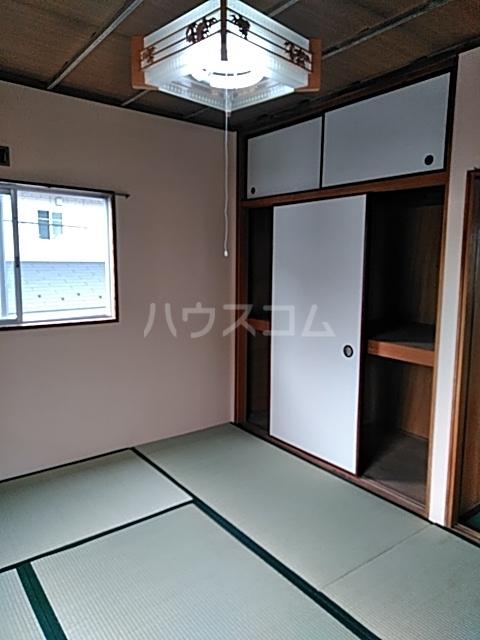 ふじなみ荘 201号室の居室