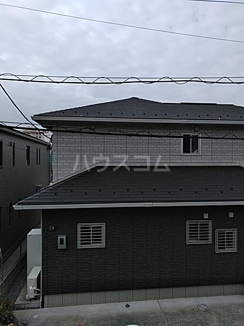 ふじなみ荘 201号室の景色