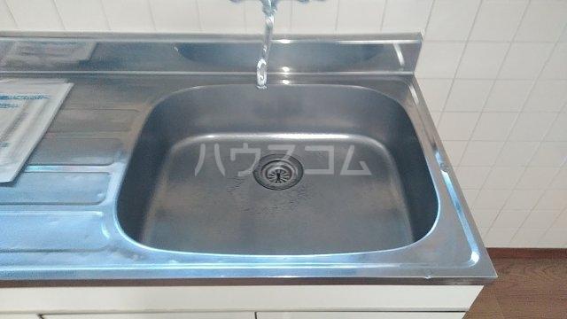 ローズノーブル 203号室の風呂