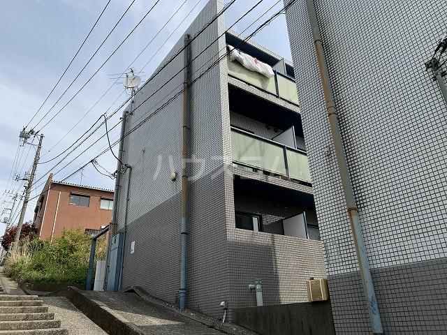 ジョイム新横浜弐番館の外観