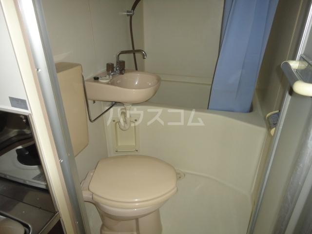 セレーナ土生 202号室の風呂