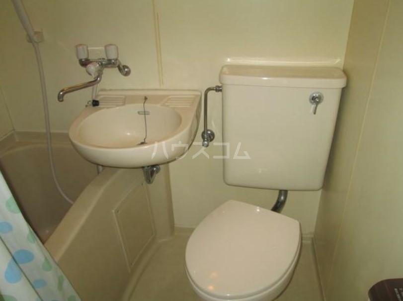 高輪ダイヤモンドマンション 401号室の風呂