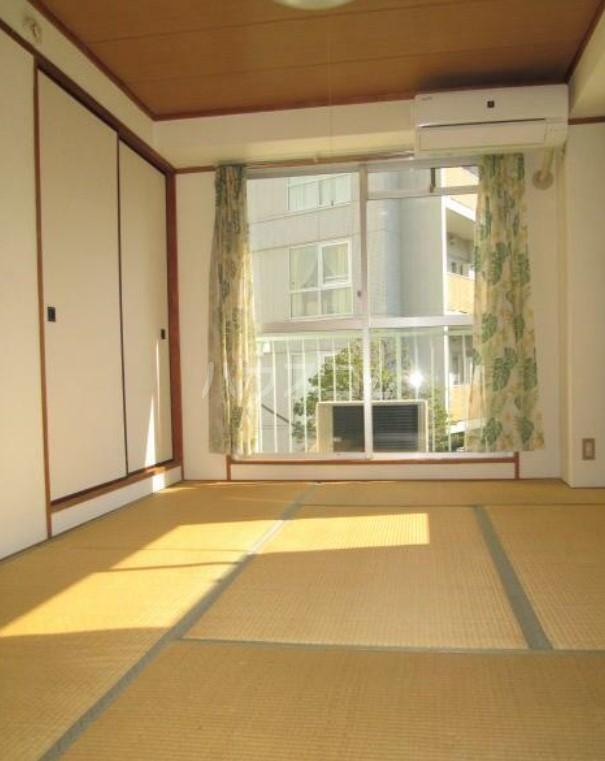高輪ダイヤモンドマンション 401号室の居室