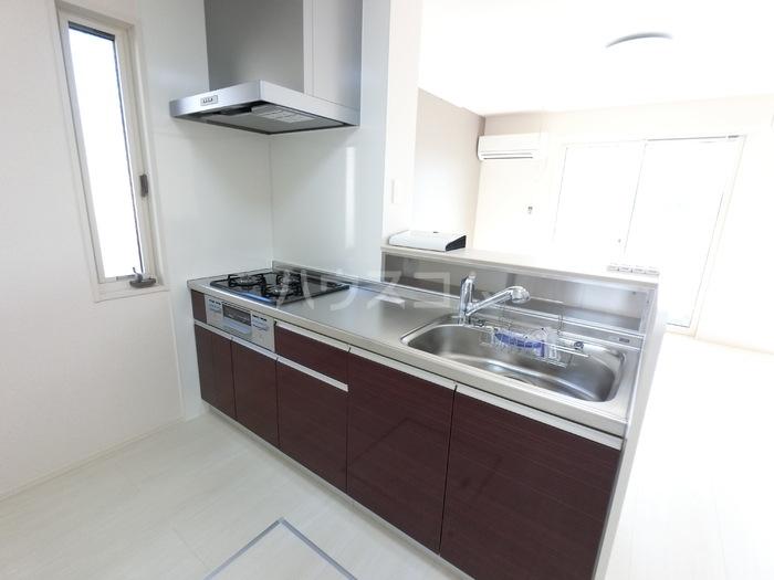 コスタデルソーレ 301号室のキッチン