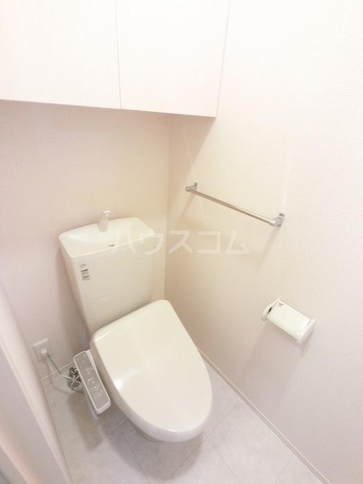 コスタデルソーレ 301号室のトイレ