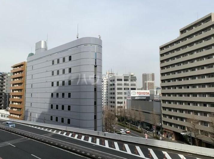 五反田ダイヤモンドマンション 505号室の景色