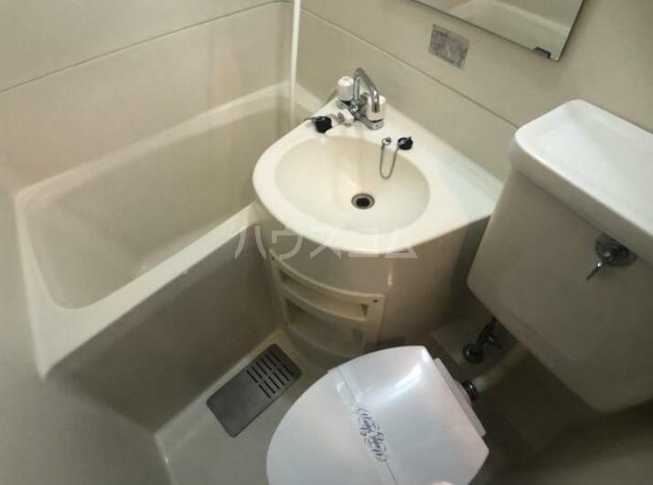 五反田ダイヤモンドマンション 505号室の風呂