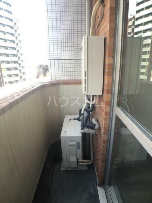 五反田ダイヤモンドマンション 505号室のバルコニー