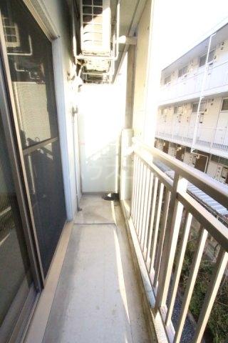 ソシオ豊田小坂本町 113号室のバルコニー