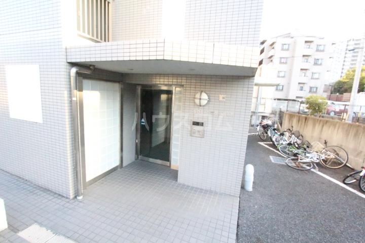 ソシオ豊田小坂本町 113号室のエントランス