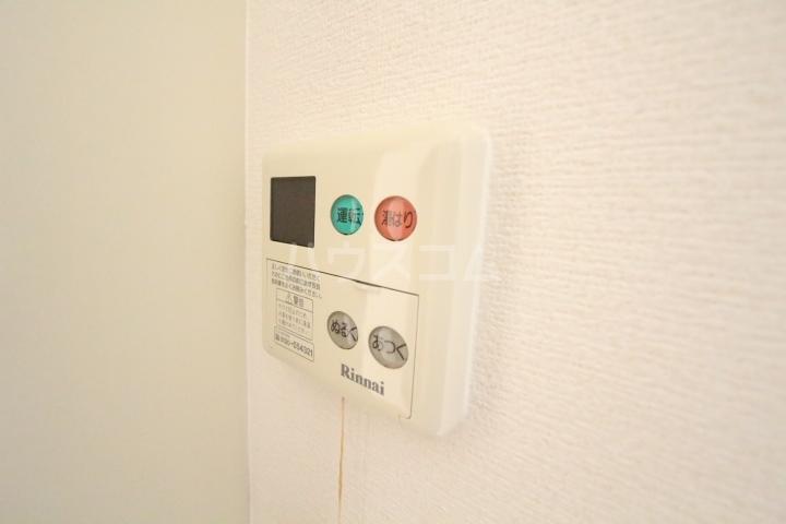 ソシオ豊田小坂本町 113号室のセキュリティ