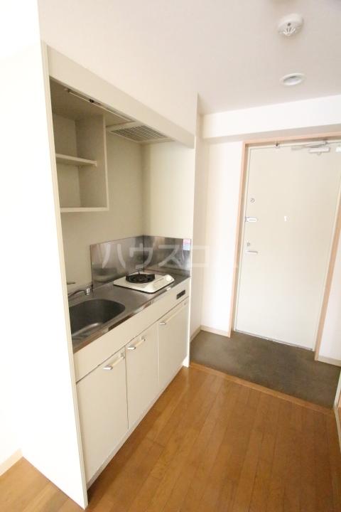 ソシオ豊田小坂本町 113号室のキッチン