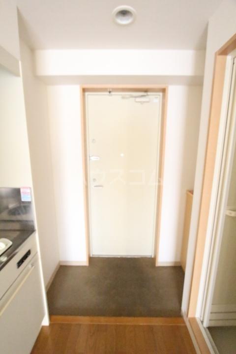 ソシオ豊田小坂本町 113号室の玄関