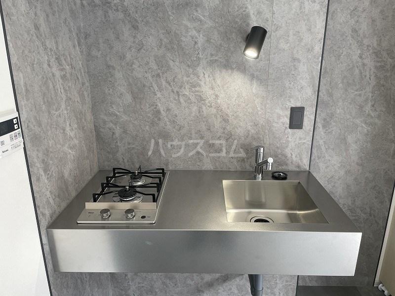 kibinosato 102号室のキッチン