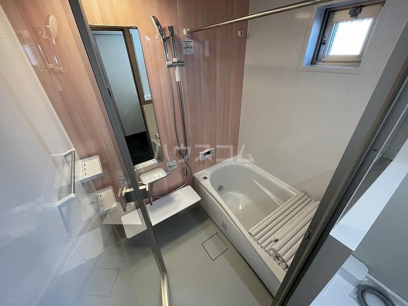 kibinosato 102号室の風呂