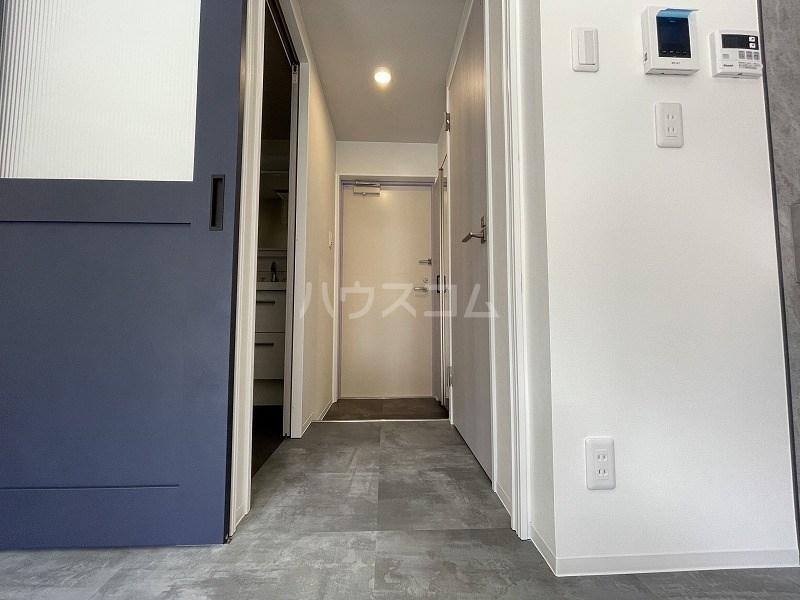 kibinosato 102号室の玄関