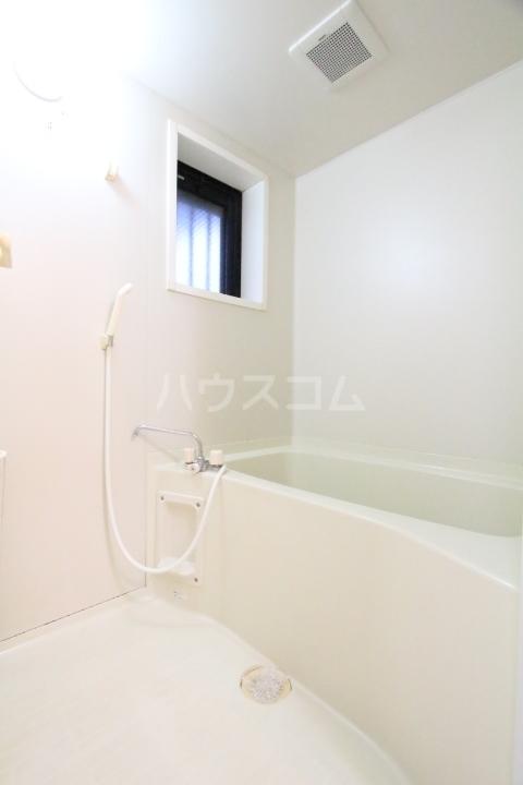 オアシス上豊田 109号室の風呂