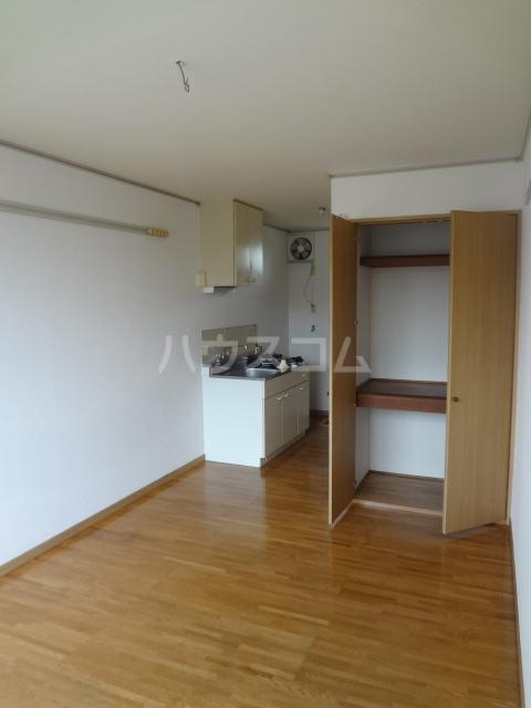 サンサンエー 207号室のキッチン