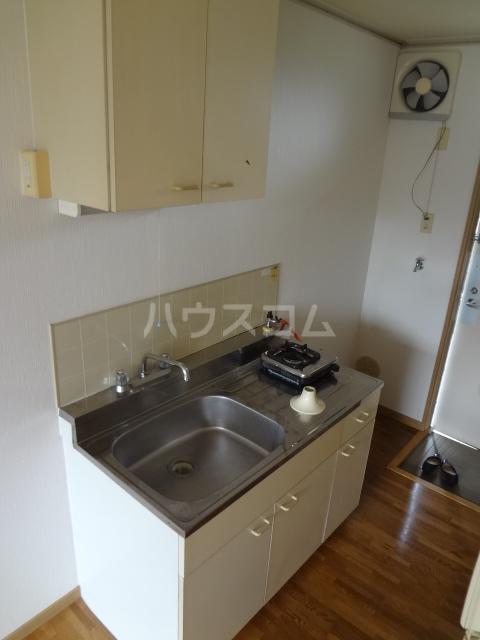 サンサンエー 207号室の風呂