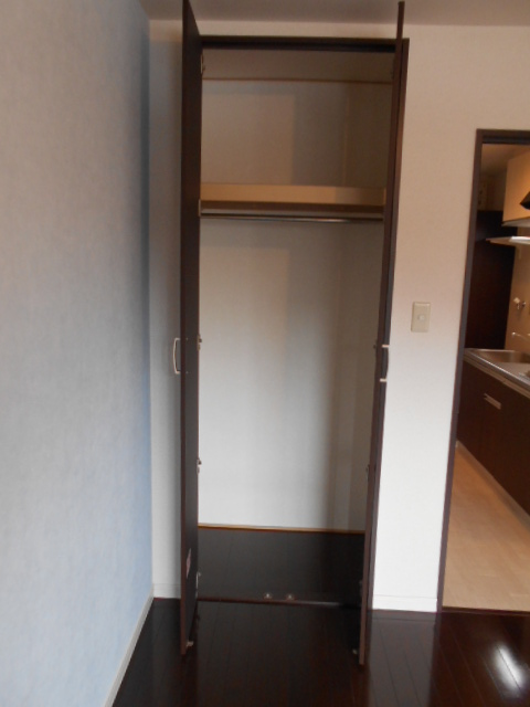 VIVRE 101号室の収納