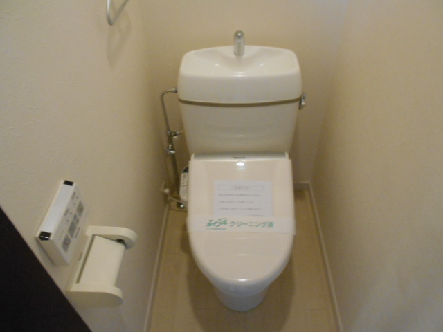 VIVRE 101号室のトイレ