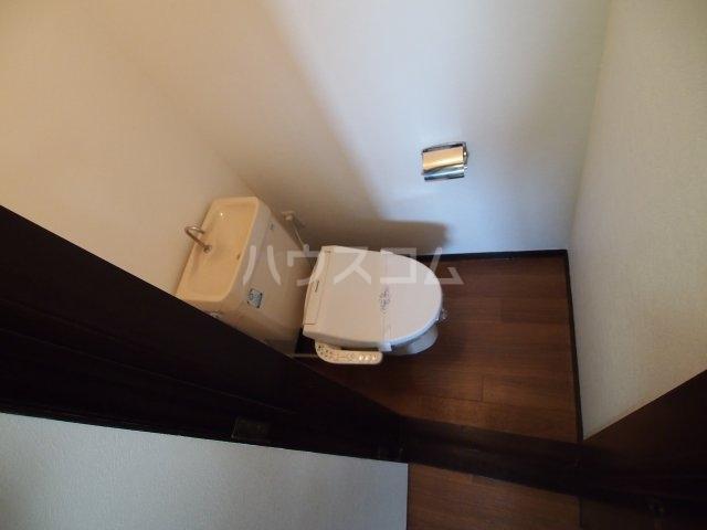 藤田ハイツ 303号室のトイレ