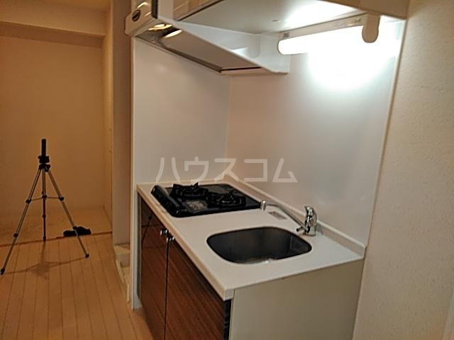 RIN  hills 401号室のキッチン