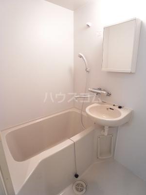 RIN  hills 401号室の風呂