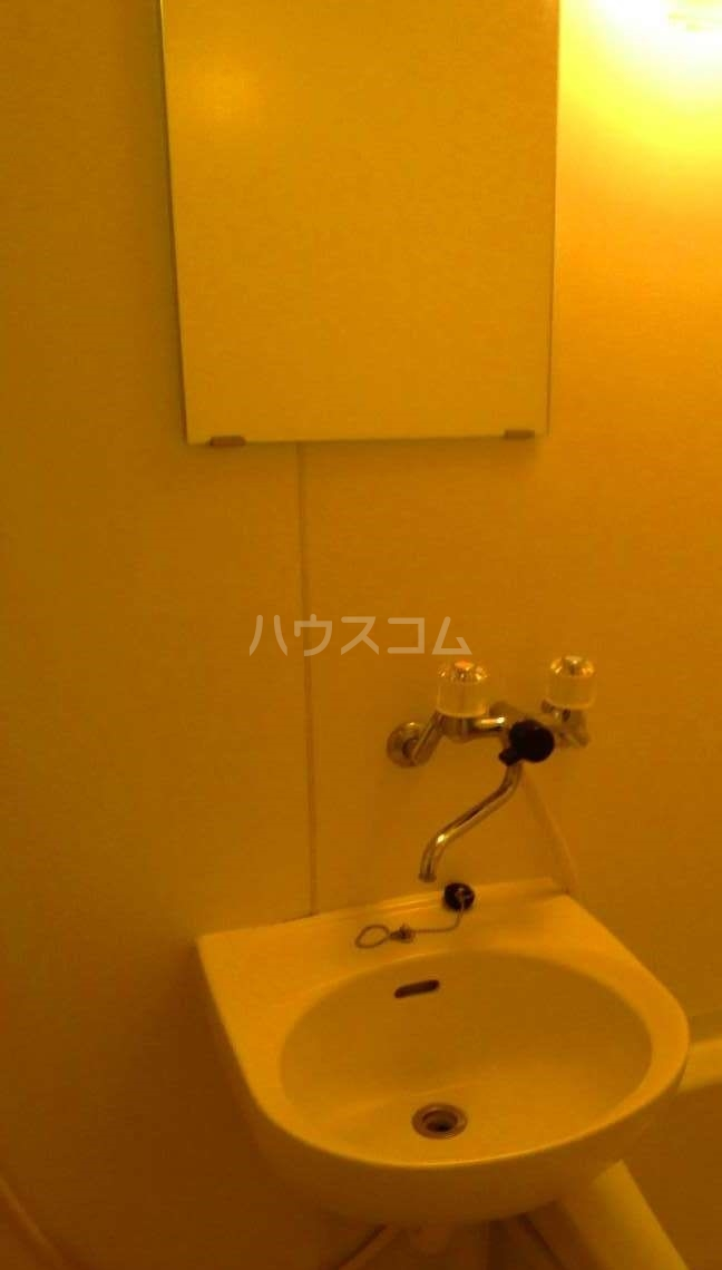 レオパレスGOLDFIELDⅡ 103号室の洗面所