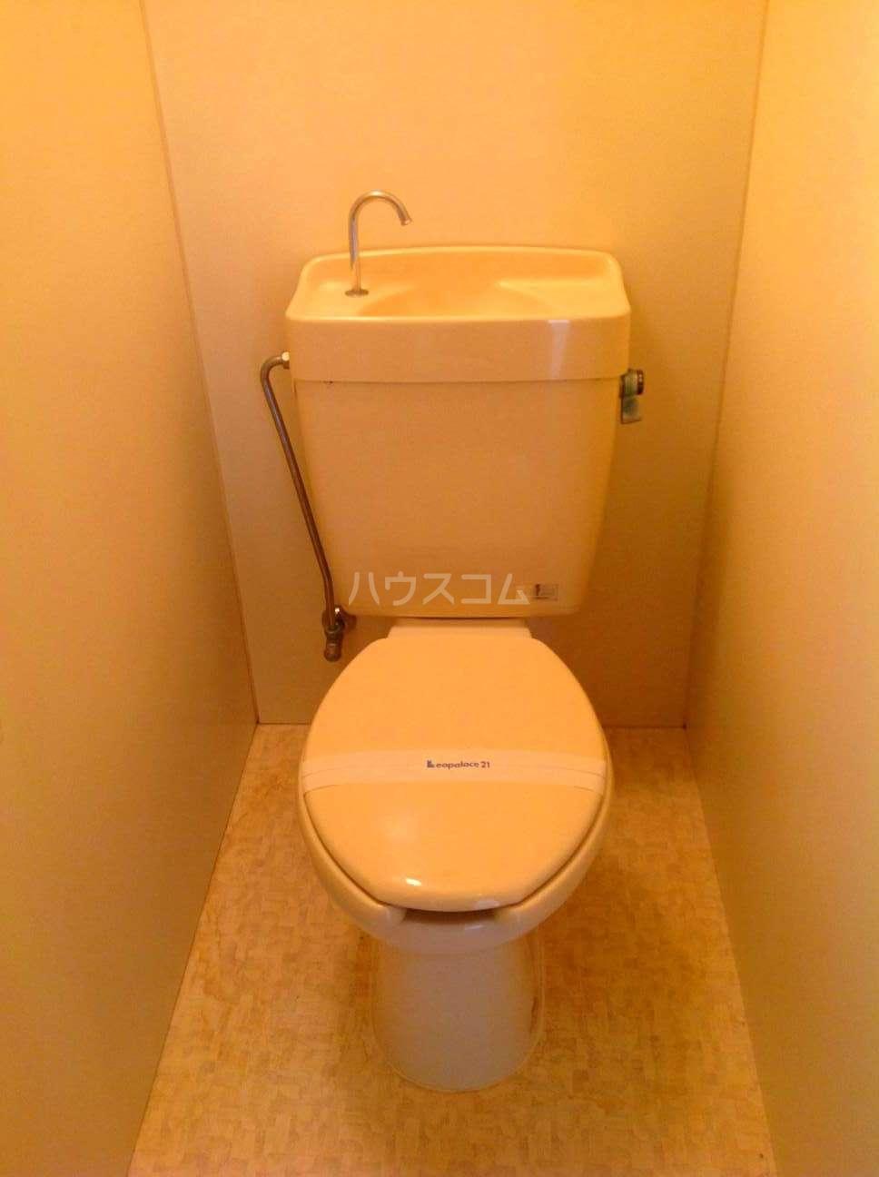 レオパレスGOLDFIELDⅡ 103号室のトイレ
