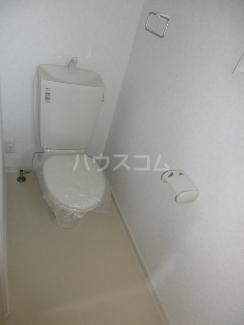 クレール戸田町 A棟のトイレ