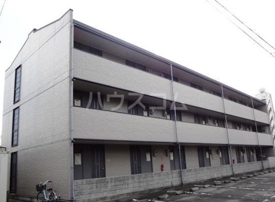 レオパレス昭和 204号室の外観