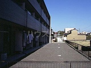 レオパレス昭和 204号室の駐車場