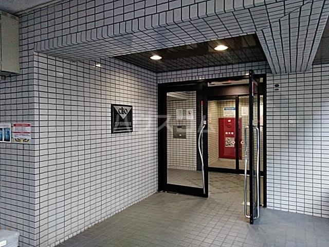 クリオ阪東橋壱番館 804号室のエントランス