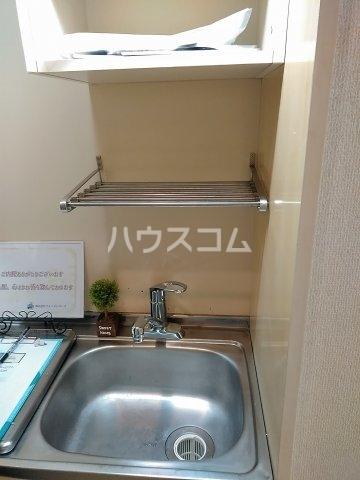 スマイル鷹取 101号室のキッチン