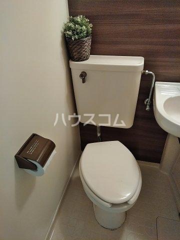 スマイル鷹取 101号室のトイレ