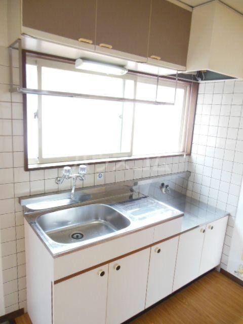 シティベール浦田 A202号室のキッチン