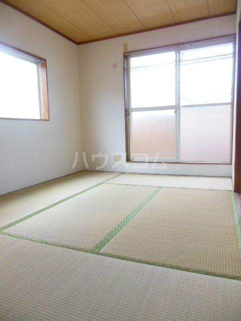 シティベール浦田 A202号室のベッドルーム