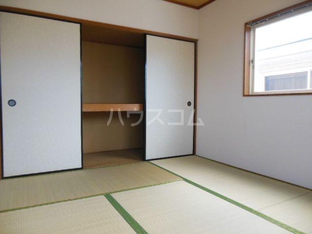 シティベール浦田 A202号室の収納