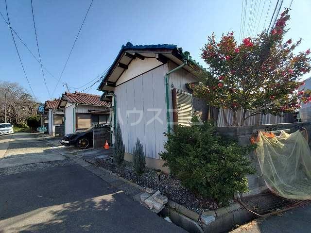 上田楽の家の外観