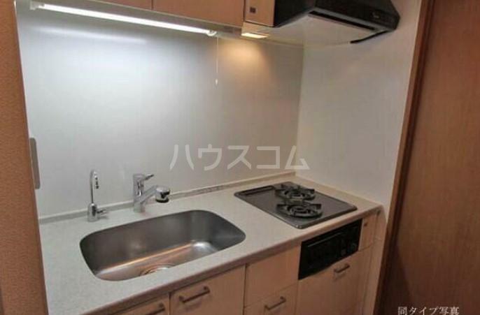 コンフォリア下落合 0405号室のキッチン