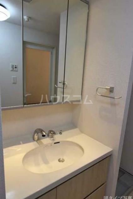 コンフォリア下落合 0405号室の洗面所
