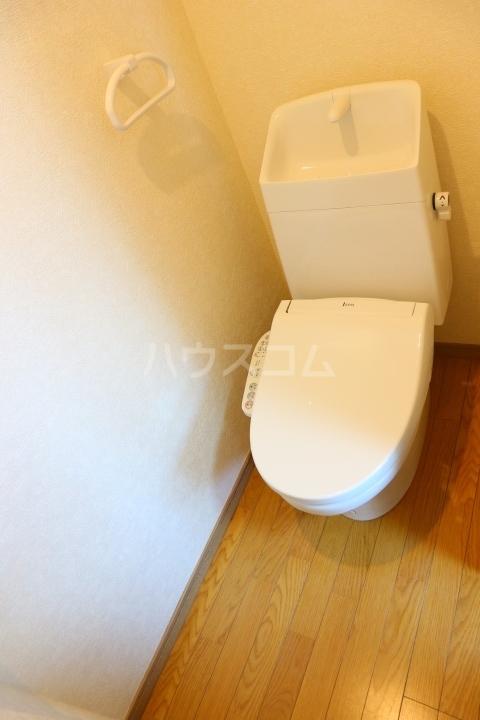 パレス芝公園 303号室のトイレ