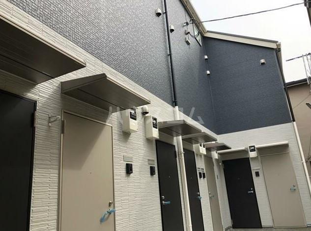 オーガスタコート板橋本町外観写真
