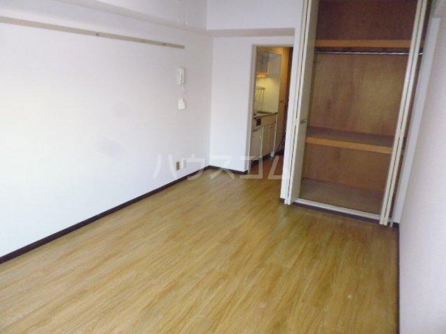 Nフラット 206号室のバルコニー