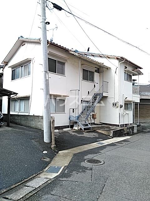 名島ハイツ外観写真