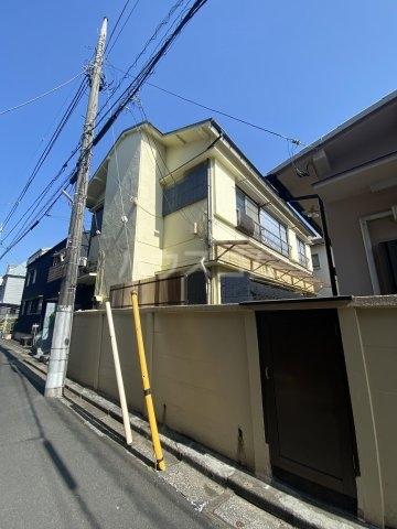 竹和荘 203号室の外観