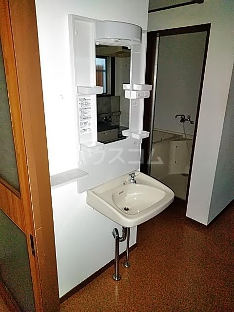 レジデンス深沢 205号室の洗面所